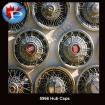 5966 Hub Caps