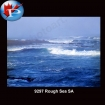 9297 Rough Sea