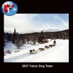 2837 Yukon dog team