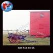 2009 Red Bin