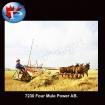 7230 Four Mule Power