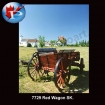 7729 Red Wagon