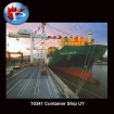 10341 Container Ship